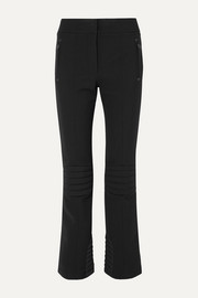 Stretch-twill ski pants