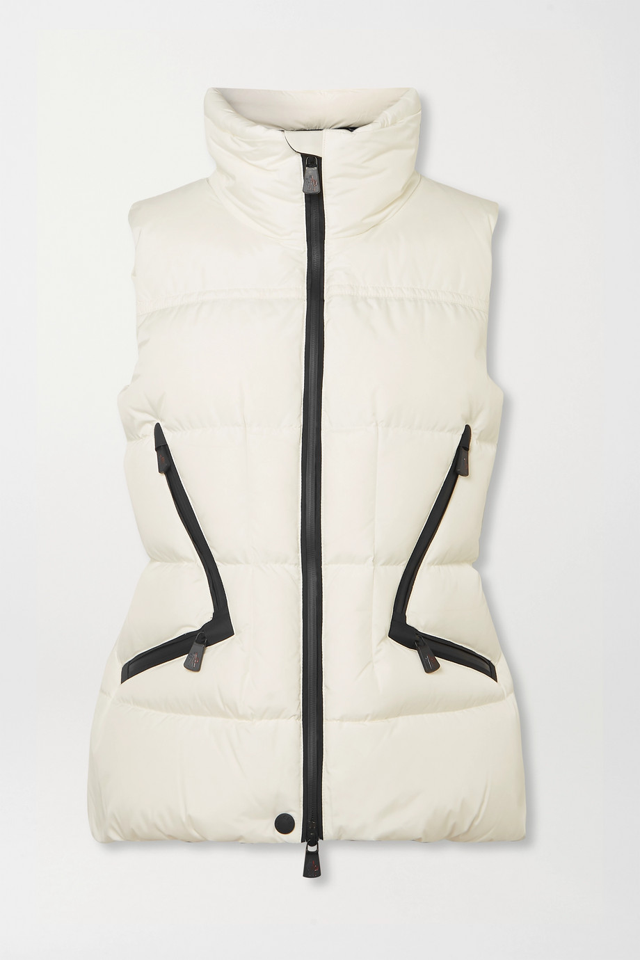 Moncler Grenoble Atka quilted down ski vest