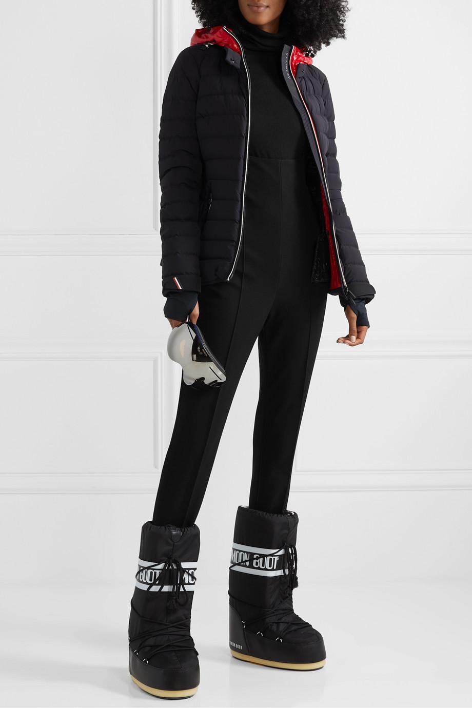 Moncler Grenoble Stirrup twill ski suit