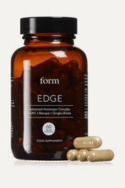 Form Nutrition + NET SUSTAIN Edge Supplement (60 capsules)