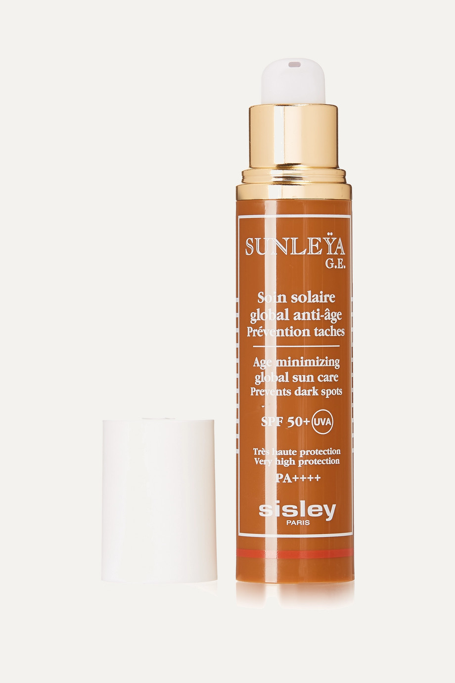 Sisley Sunleÿa G.E. Age Minimizing Global Sun Care LSF 50, 50 ml – Sonnencreme