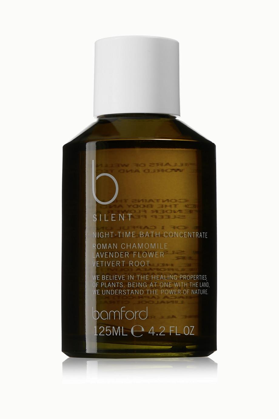 Bamford B Silent Bath Oil, 125 ml – Badeöl