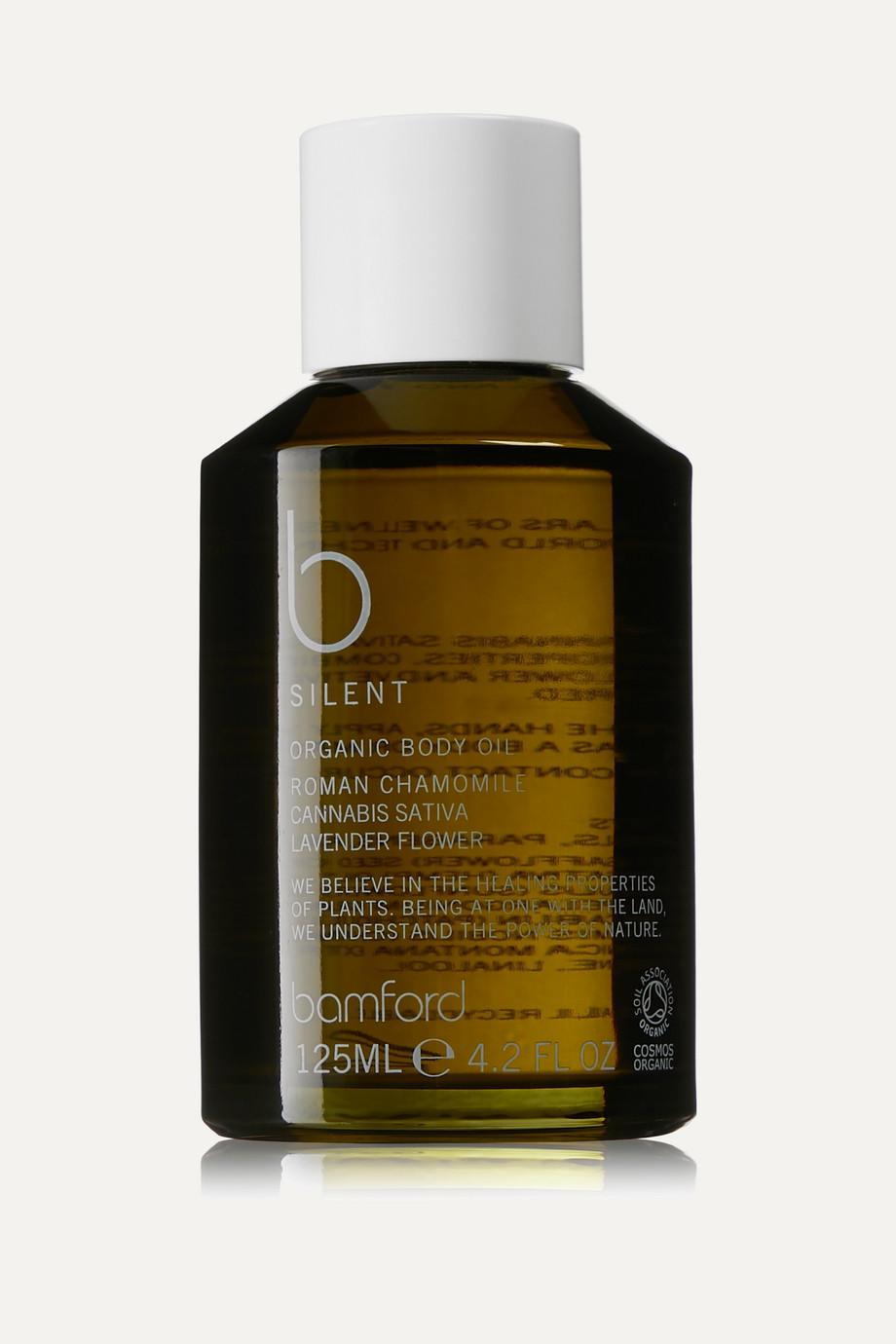 Bamford B Silent Organic Body Oil, 125 ml – Körperöl