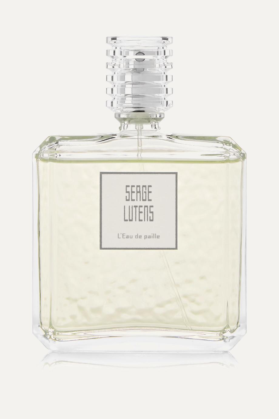 Serge Lutens L'Eau De Paille, 100 ml – Eau de Parfum
