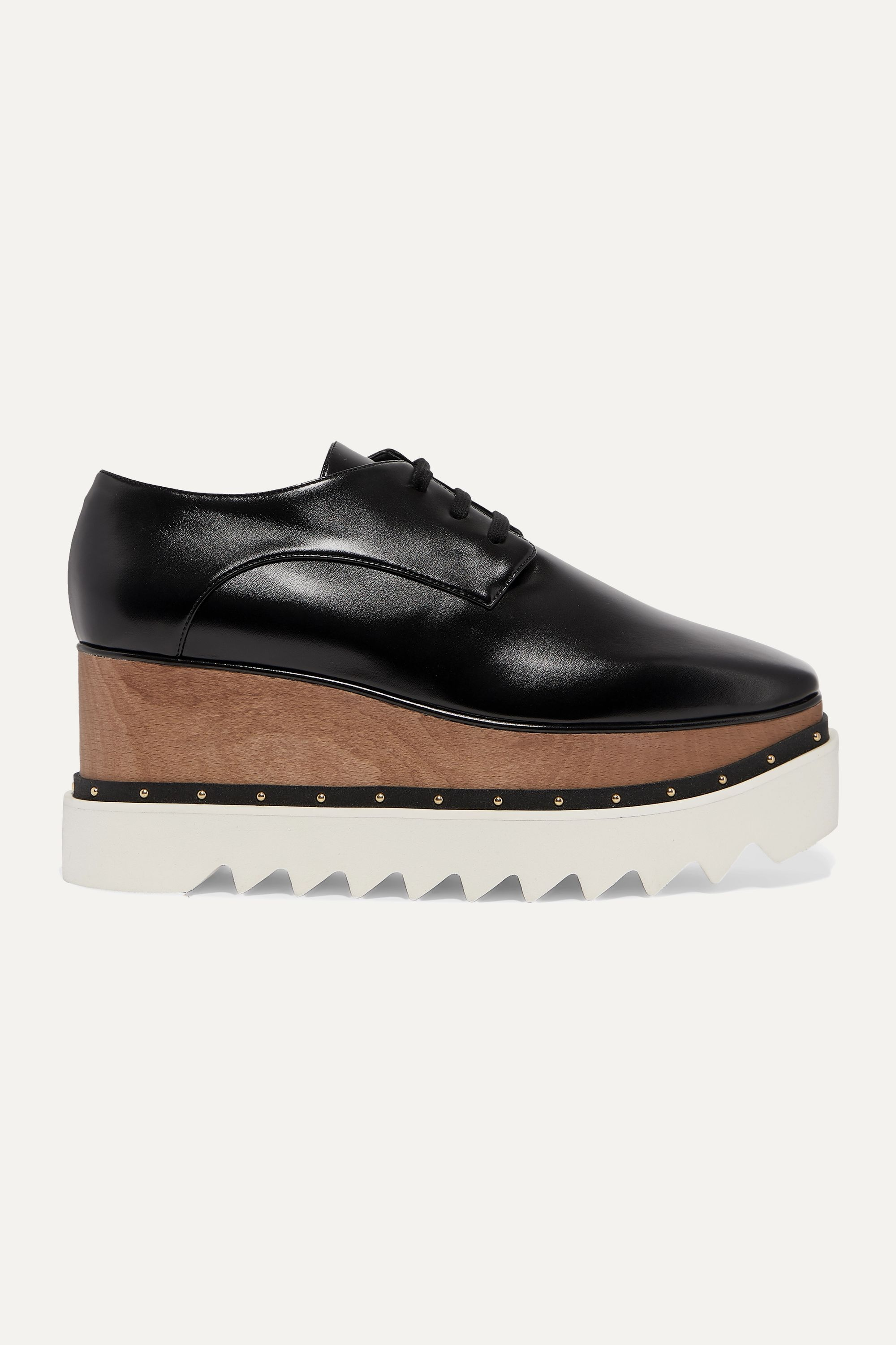 Casual Leather Platform Winter Sneakers