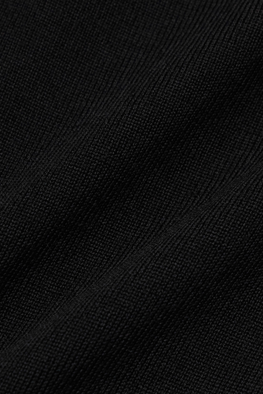 Stella McCartney Off-the-shoulder wool sweater