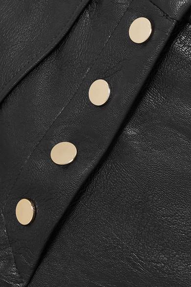 Faux Leather Shorts by Stella Mc Cartney
