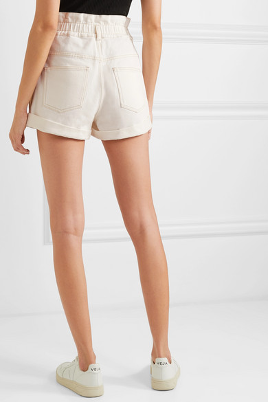 + Net Sustain Organic Denim Shorts by Stella Mc Cartney