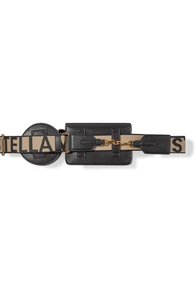 Faux Leather Belt Bag by Stella Mc Cartney