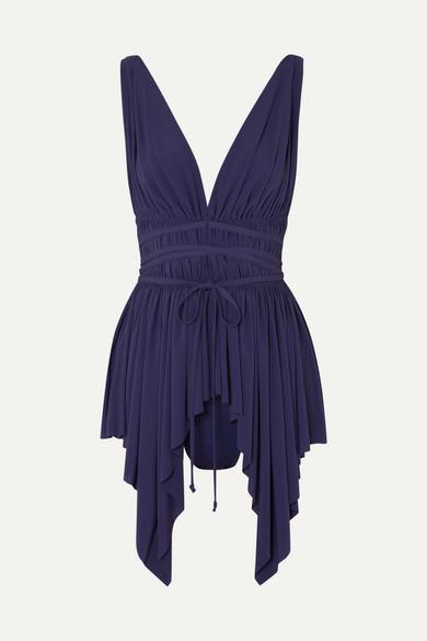 15b4c56e89ea1 Norma Kamali   Goddess swim dress   NET-A-PORTER.COM