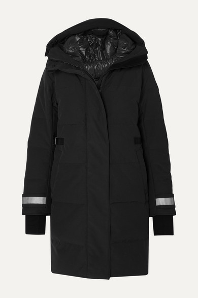 Bennett Hooded Shell Down Parka by Canada Goose