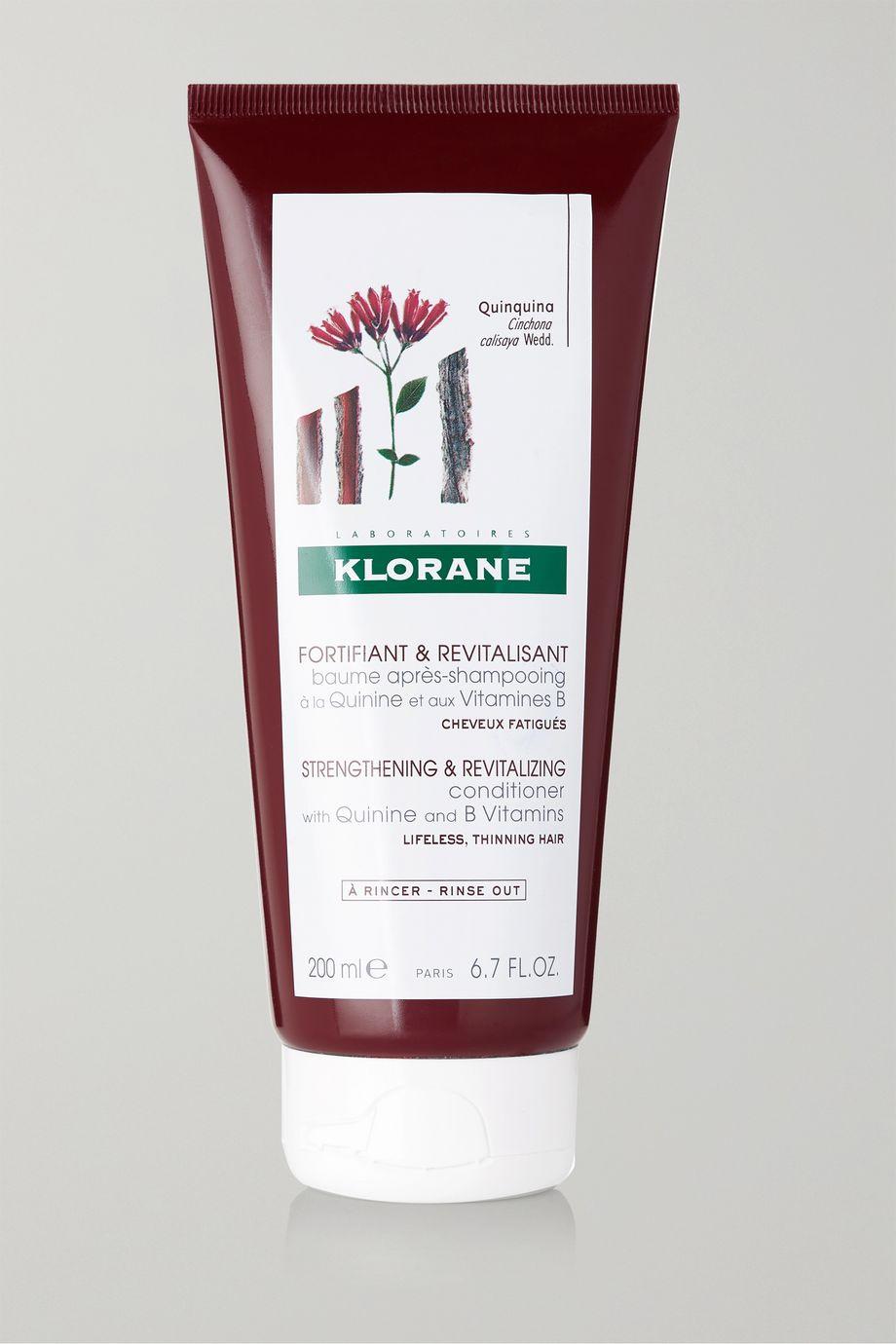 Klorane Strengthening & Revitalizing Conditioner, 200ml