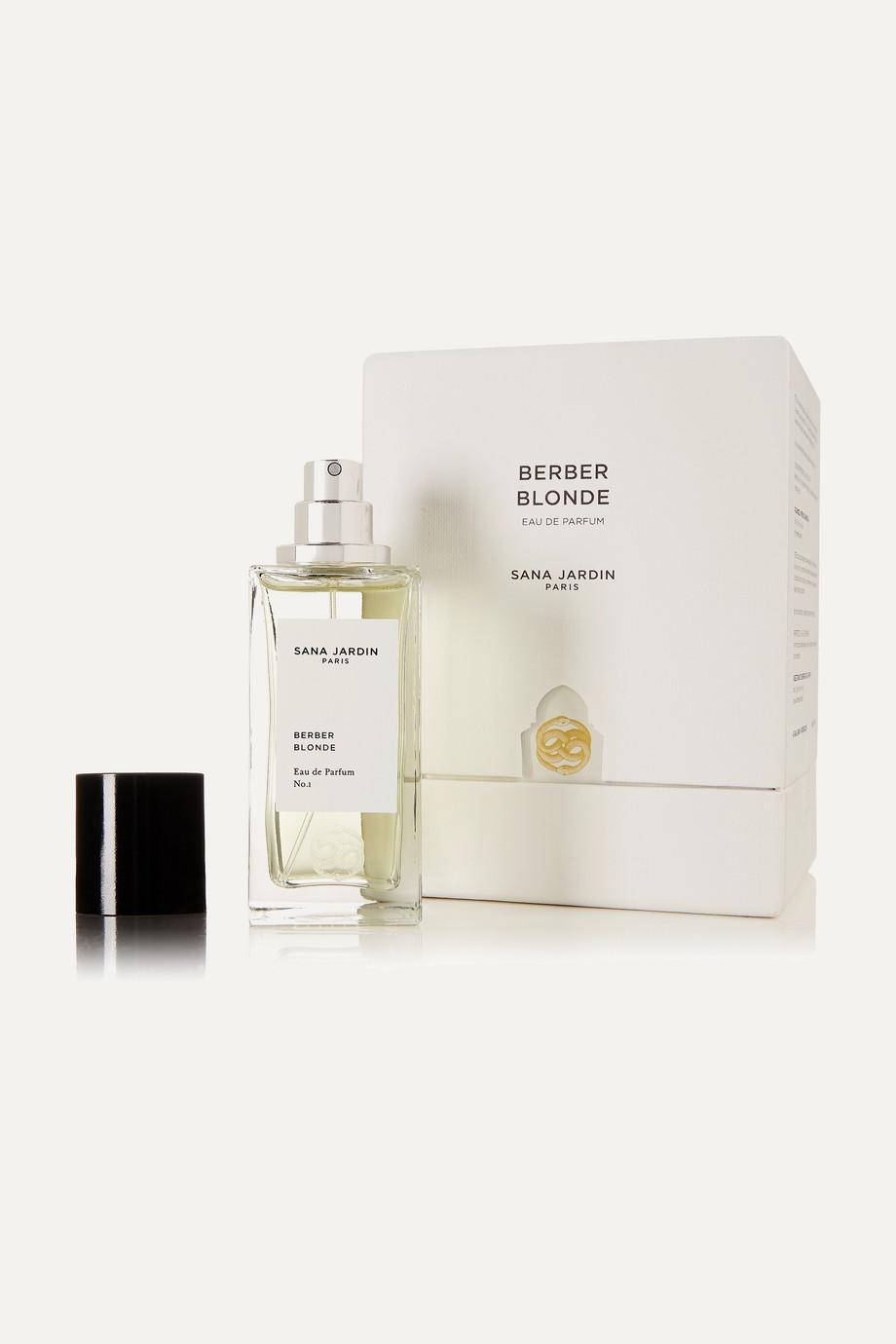 Sana Jardin + NET SUSTAIN Eau de Parfum - Berber Blonde, 50ml