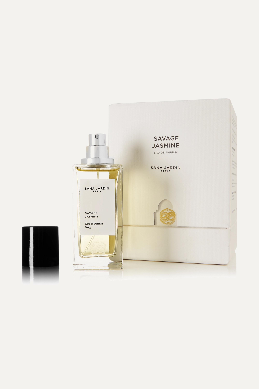 Sana Jardin + NET SUSTAIN Eau de Parfum - Savage Jasmine, 50ml
