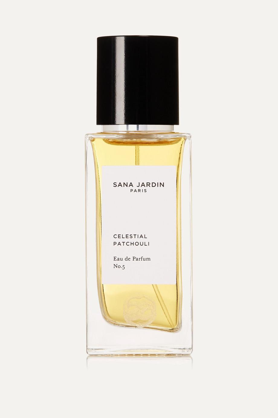 Sana Jardin + NET SUSTAIN Eau de Parfum - Celestial Patchouli, 50ml