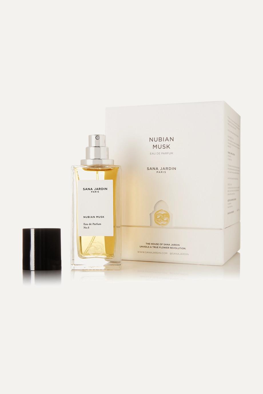 Sana Jardin + NET SUSTAIN Eau de Parfum - Nubian Musk, 50ml