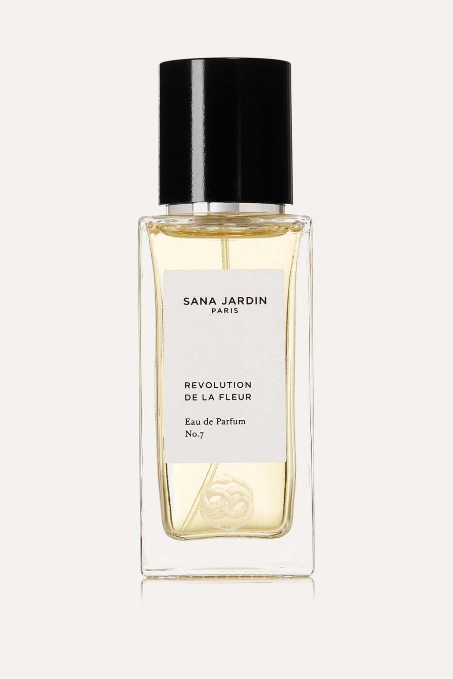 Sana Jardin + NET SUSTAIN Eau de Parfum - Revolution de la Fleur, 50ml