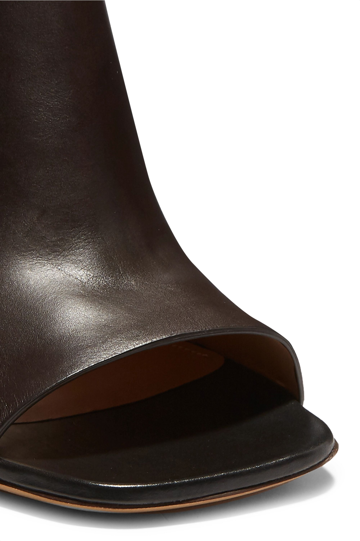 Dries Van Noten Leather mules