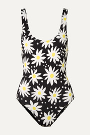 Solid & Striped The Anne-Marie floral-print swimsuit