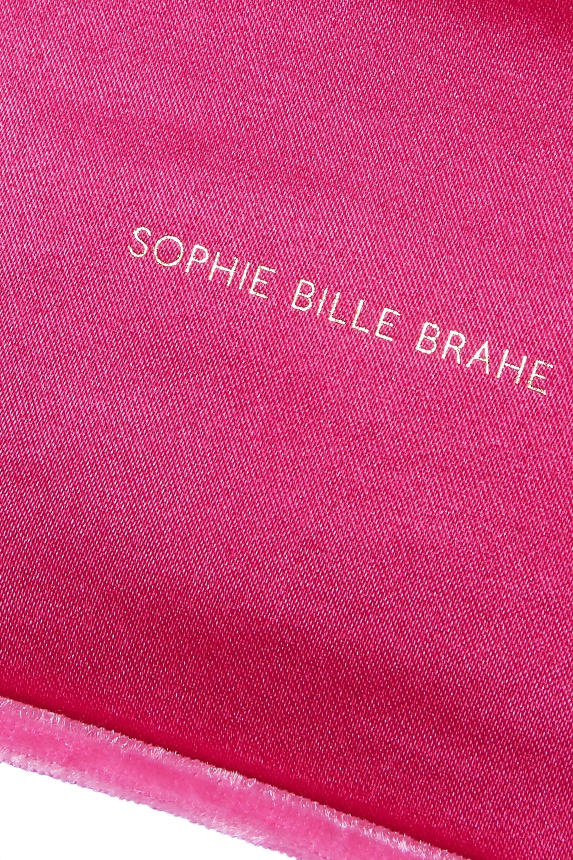 Sophie Bille Brahe Schmuckkasten aus Samt
