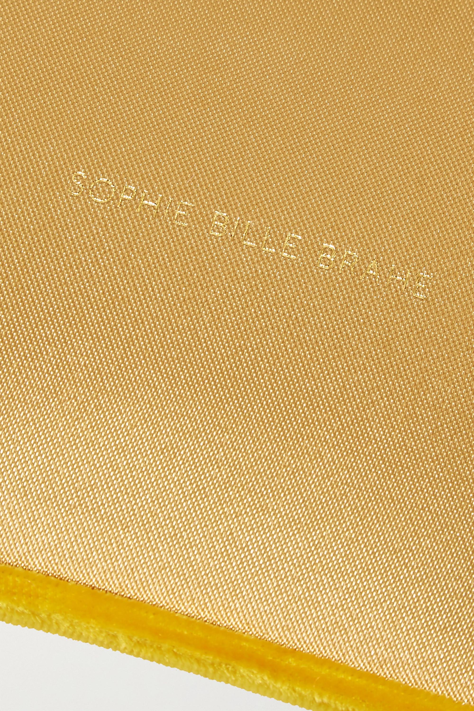 Sophie Bille Brahe Boîte à bijoux en velours