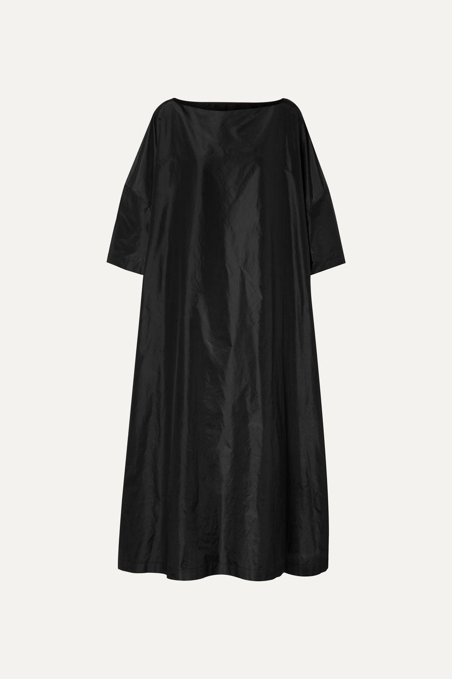 The Row Luanna silk-taffeta maxi dress