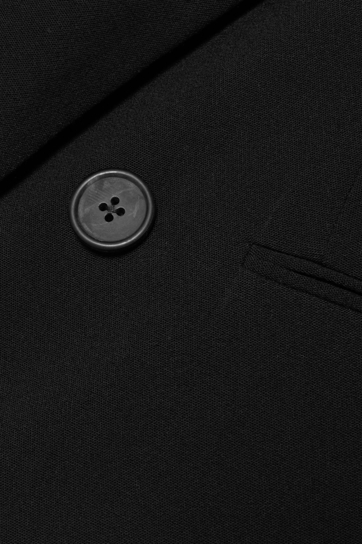 The Row Ciel wool-blend crepe blazer