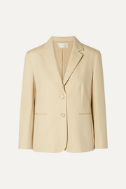 The Row Lobton cotton-blend blazer