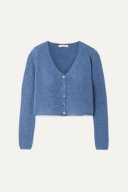 The Row Cardigan raccourci en cachemire Abigael