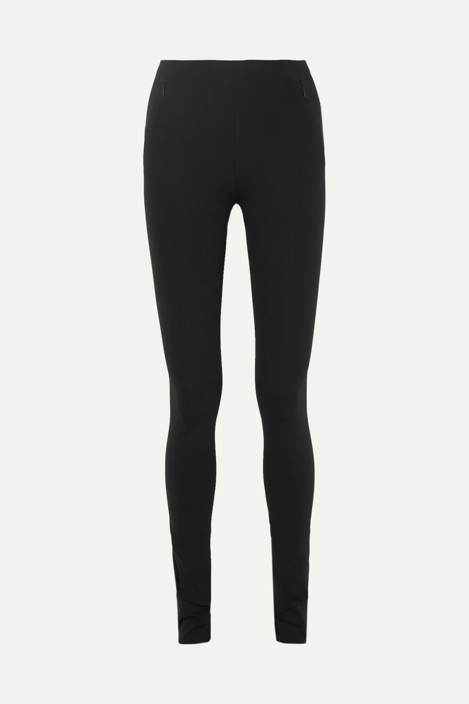 The Row Corza stretch-scuba skinny pants
