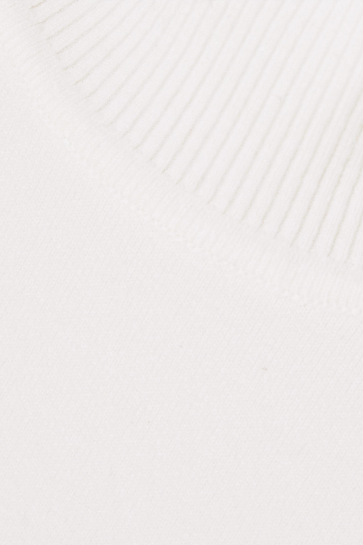 Alaïa Wool-blend turtleneck sweater