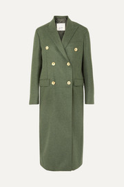 Giuliva Heritage Collection Cindy double-breasted merino wool coat