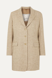 Giuliva Heritage Collection Karen herringbone wool blazer