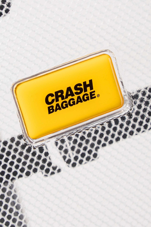 Clear Share Medium Hardshell Suitcase | Crash Baggage