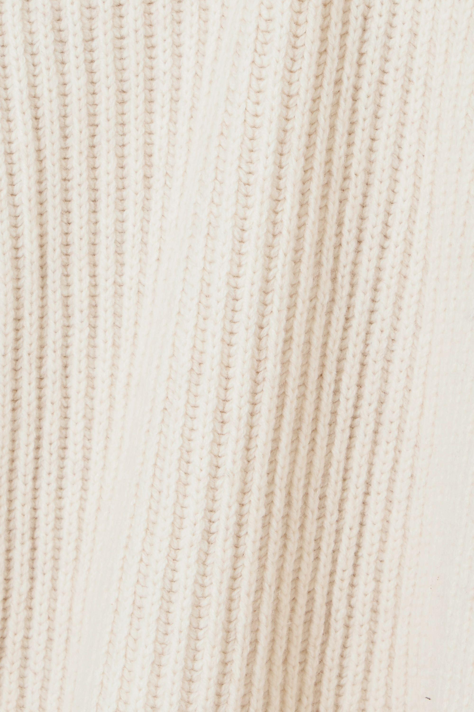 Acne Studios Disa 大廓形羊毛高领毛衣