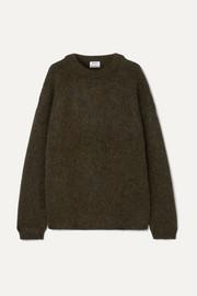 아크네 스튜디오 Acne Studios Oversized knitted sweater