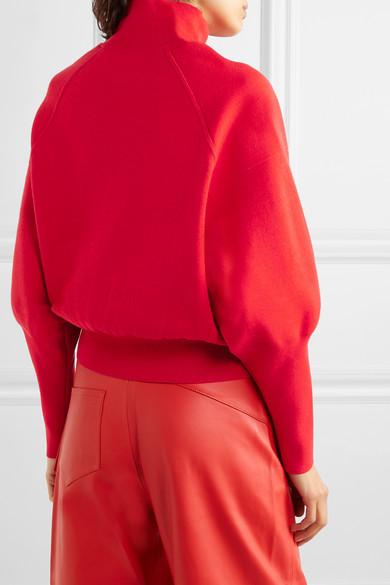 Kelenor Wool Turtleneck Sweater by Acne Studios