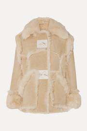 아크네 스튜디오 Acne Studios Lavinia shearling jacket