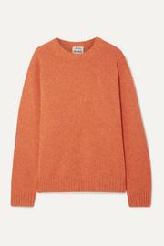 아크네 스튜디오 Acne Studios Samara melange wool sweater