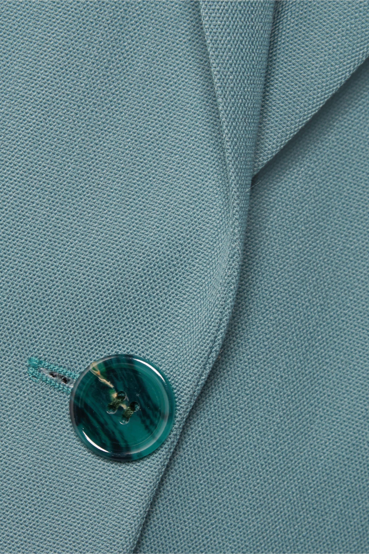 Acne Studios Jilly oversized grain de poudre blazer