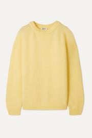 아크네 스튜디오 Acne Studios Dramatic knitted sweater