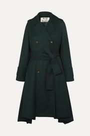 아크네 스튜디오 Acne Studios Olwen twill trench coat