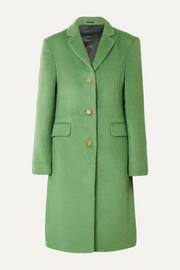 아크네 스튜디오 Acne Studios Onita brushed alpaca and wool-blend coat