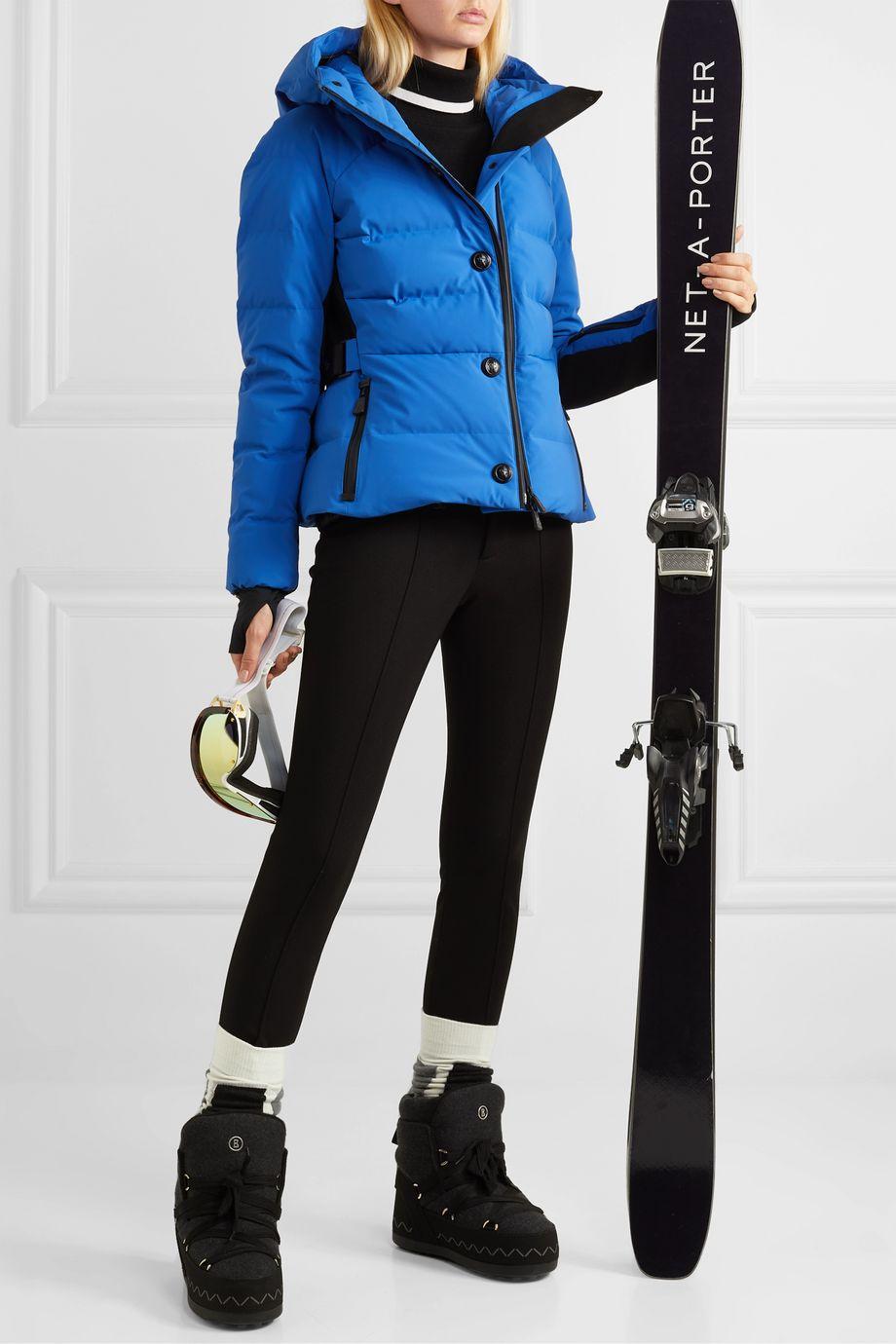 FALKE Ergonomic Sport System SK2 intarsia wool-blend ski socks