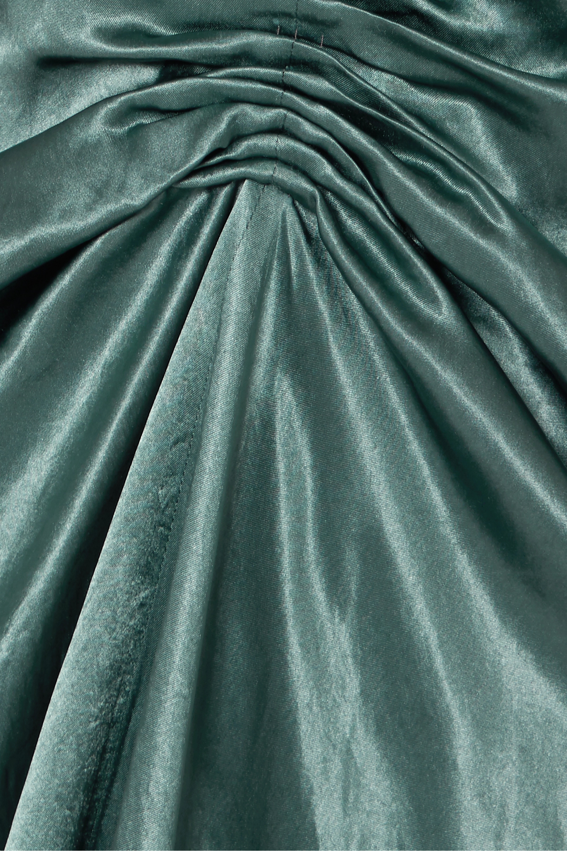 Sies Marjan Nara Kleid aus Satin mit Raffung