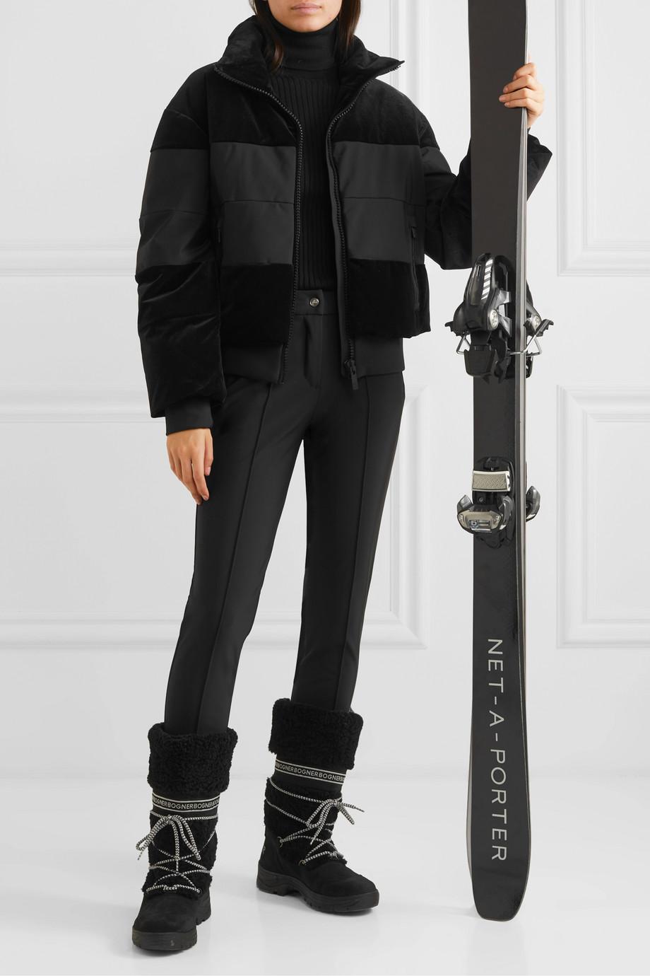 Fusalp Belalp 踩脚滑雪裤