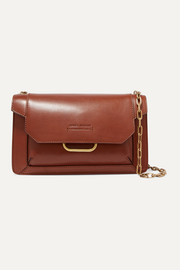 Isabel Marant Skamy leather shoulder bag
