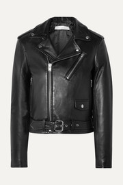 IRO Viktor leather biker jacket
