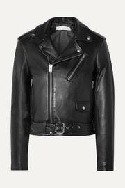 IRO Viktor leather biker jacket
