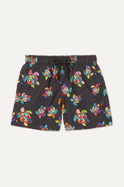 Jim printed swim shorts